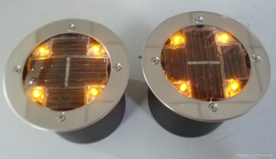 太阳能地埋灯 2