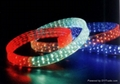 4wires flat LED rope lights