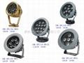 6W大功率LED投光灯