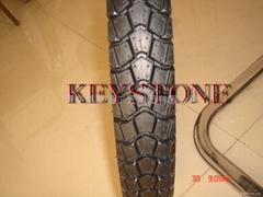 Bajaj motorcycle tyre 2.50-16