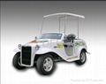 electric sport utility vehicle