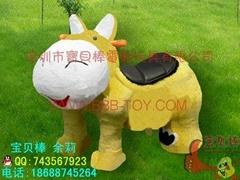载人电动玩具车