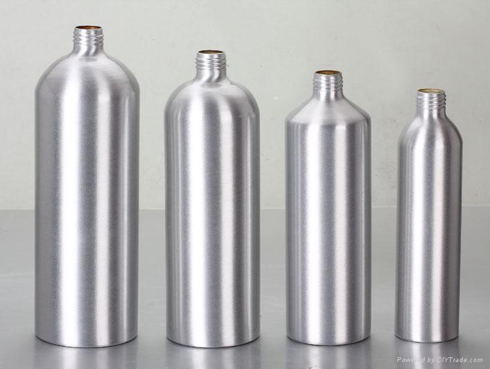 Aluminium bottles 2