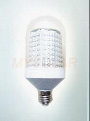 太阳能LED球泡灯