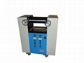 PVC膠粒壓片機
