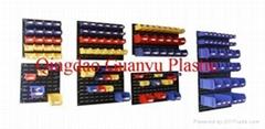 custom storage louvered panel