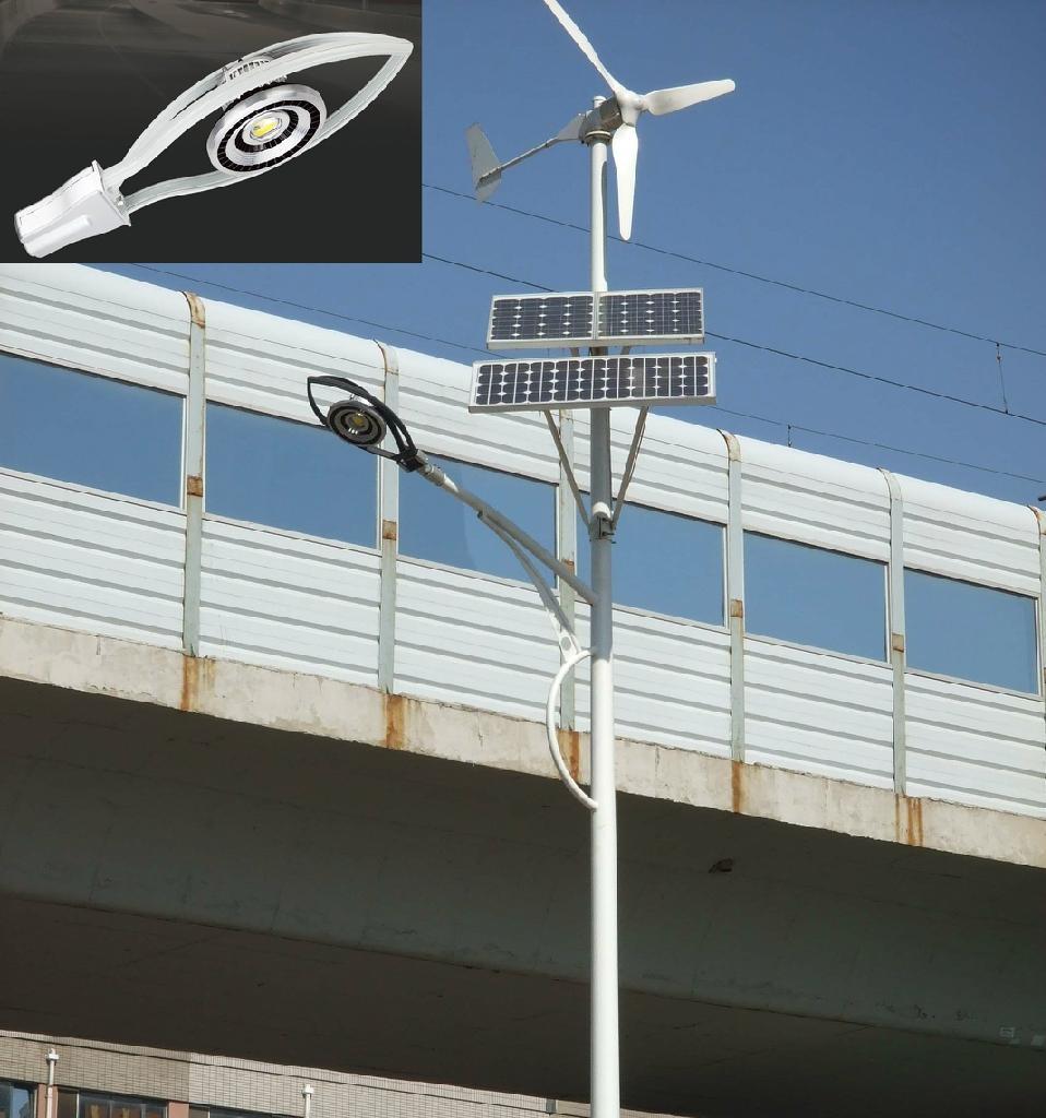 太阳能路灯 1