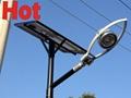 LED太阳能路灯 2