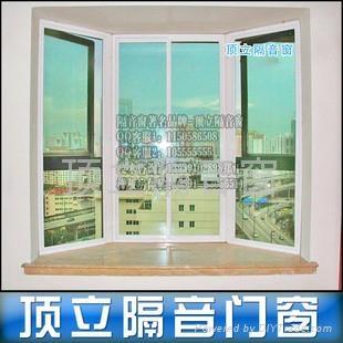 苏州隔声窗噪音治理  1