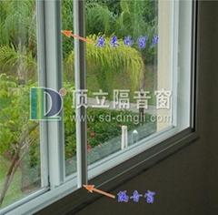 苏州隔音玻璃