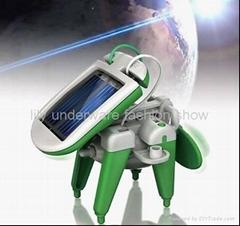 太陽能玩具