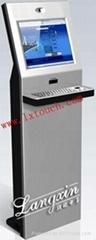 touchscreen kiosk, information kiosk, selfservice kiosk