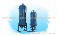 浮動盤管換熱器