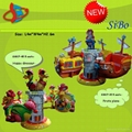 kids carousel (New)