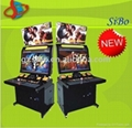 coin operated cabinet video game machine