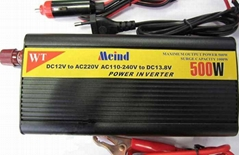 Modified Sine Wave DC 12V AC 110V power inverter 500W Power converter