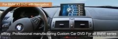 eWay Custom X3 navigation For BMW X3 Navigation system
