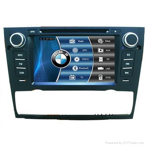 E90 For BMW E90/E91/92/93 DVD with GPS Navigation 1