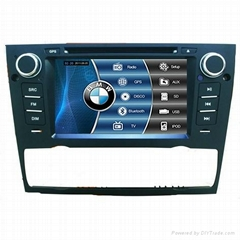 E90 For BMW E90/E91/92/93 DVD with GPS Navigation