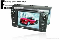 MAZDA 3 Car DVD Player with GPS Navigator