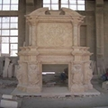 Marble Fireplace,Granite Fireplace 3