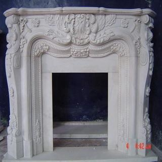 Marble Fireplace,Granite Fireplace 5