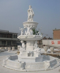 Fountain Carving