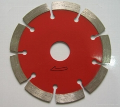 Segmented Diamond saw blades
