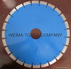 Laser welding Diamond saw blades for Concrete