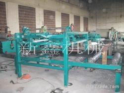 水泥石棉瓦機 4
