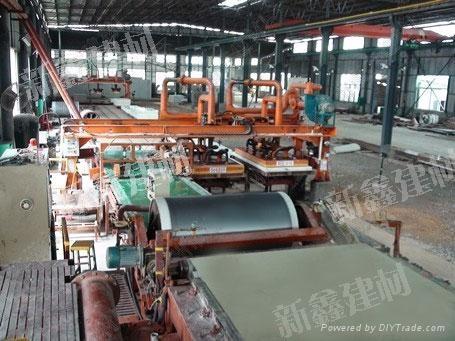 硅酸鈣板設備規格與作用 2