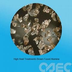 High Temperature Calcined Brown Fused Alumina