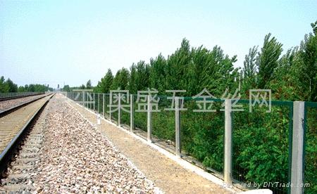 铁路护拦网 4