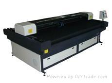 供应橡胶地毯激光切割机