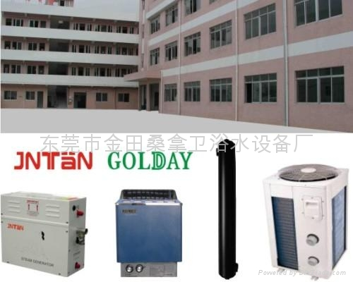 Jintian Sauna Pool Equipment Factory China Manufacturer