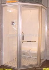 Steam bath room (3~30cbm Sauna steam room)