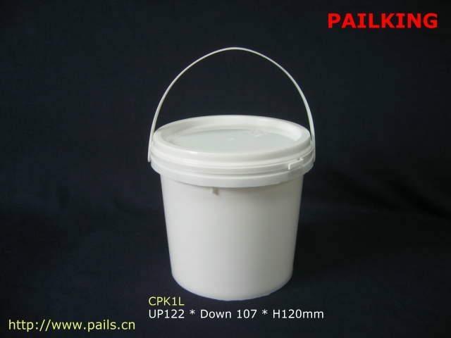 供应1L塑胶化工包装密封桶 1