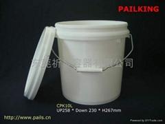 供应10L塑料包装桶