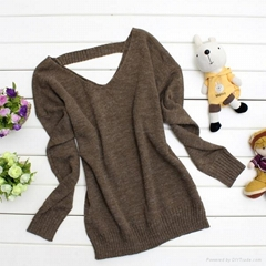 Ladies Fashion Sweater