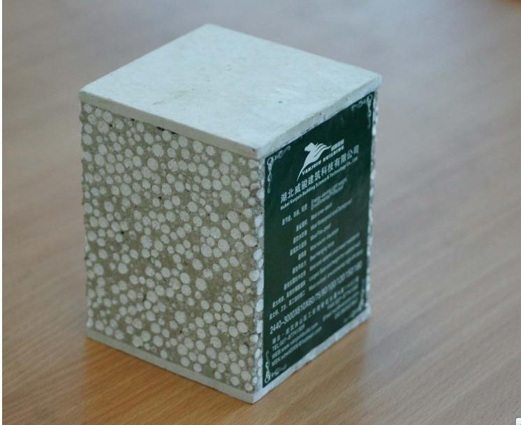 Eps Amp Cement Fiber Sandwich Panel Vj T800 Vanjoin