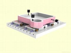 廠家直銷電永磁吸盤鏜孔與輪廓加工