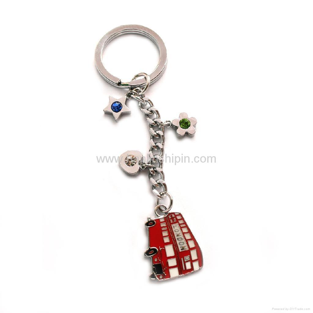 供應合金鑰匙扣 2
