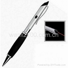 laser metal ballpoint pen for promotion