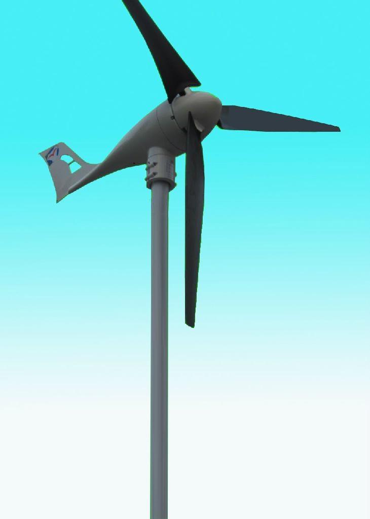small wind turbine 1