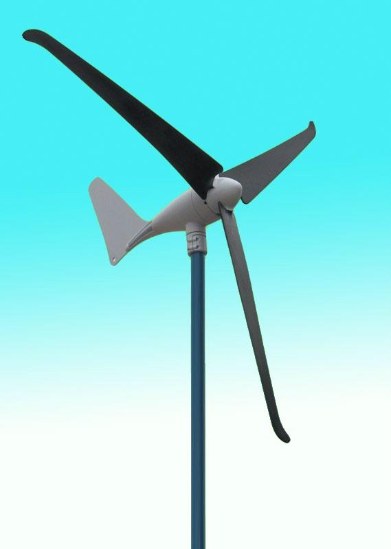 600w small on grid wind turbine 2
