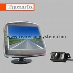 "3.5"" car monitor camera system"
