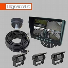 vehicle camera monitor system