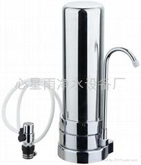 Household UF cartridge water purifier