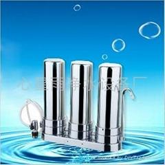 triple water filter