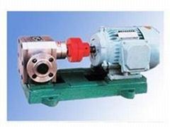 F型不鏽鋼齒輪泵
